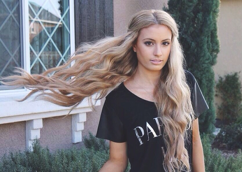 Bellami Hair Extensions Dirty Blonde Cosmetik