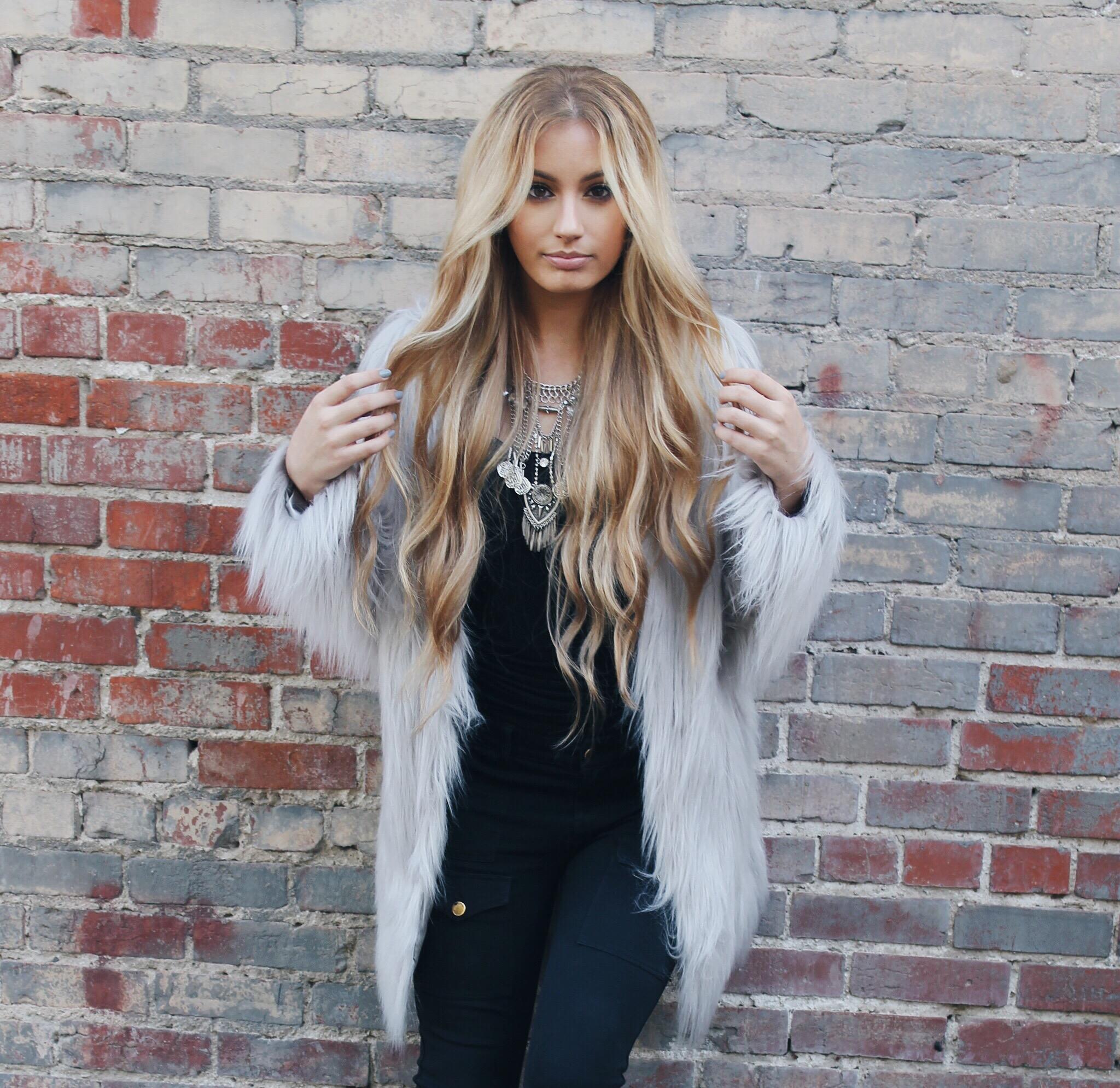 Blonde Hair Style By Kaitlynn